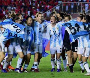 Argentina candidata a ser sede del Mundial 2023