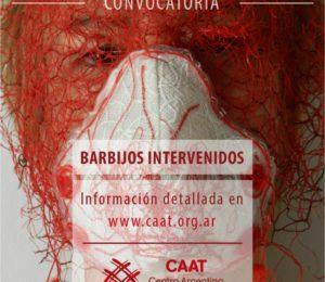 El Centro Argentino de Arte Textil convoca a la muestra Barbijos Intervenidos