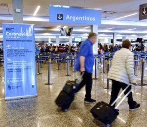 Confirmaron el primer caso de coronavirus en la Argentina