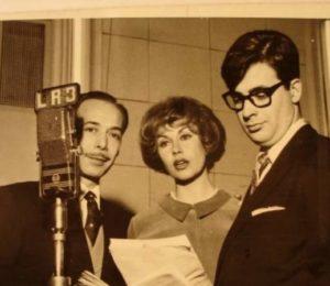 Casi un siglo de pasión, 27 de agosto de 1920 primera transmisión de Radio en Argentina.