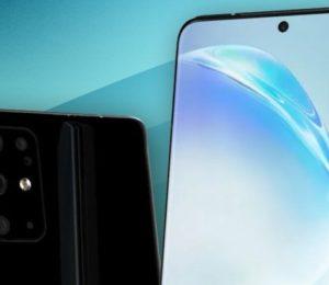 Galaxy S20 Ultra se llamaría la próxima potente insignia de Samsung