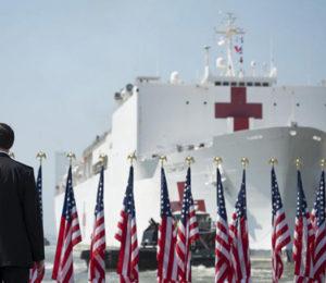 Estados Unidos en jaque por el Covid-19