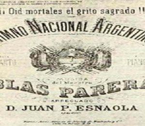 Curiosidades del Himno Nacional Argentino