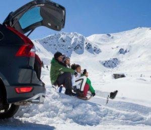VACACIONES DE INVIERNO  Manejar en la nieve de forma segura