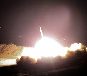 Irán atacó bases de EEUU en Irak