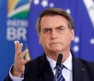 """Bolsonaro autorizó a fuerzas policiales de elite para combatir el """"Coronavirus"""""""