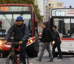 La UTA ratificó el paro de transporte convocado para el feriado del 25 de mayo