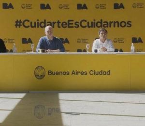 Será obligatorio el uso de tapabocas en la Ciudad de Buenos Aires