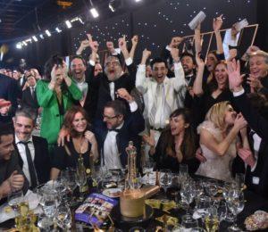 Los ganadores de los premios Martín Fierro 2019