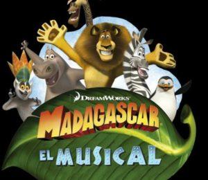 """""""Madagascar"""" llega a la Argentina el 1 de junio"""