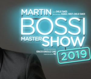 Bossi master show: Despedida definitiva