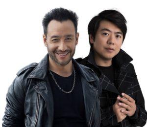 Lang Lang y Luciano Pereira juntos por primera vez