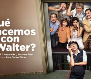 La obra teatral de Juan José Campanella que tiene a un ascensor en el centro de la escena #PorUnTransporteVerticalSeguro