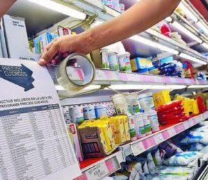 Se renovó el programa de Precios Cuidados: la lista de 543 productos hasta septiembre.