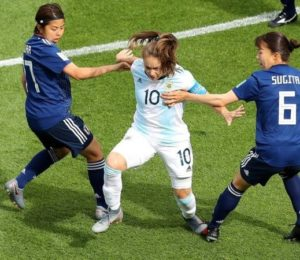 Argentina empató y suma un punto