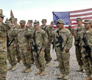 El Pentágono refuerza las tropas