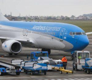 Aerolíneas Argentina anunció nuevos vuelos de repatriación