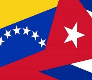 Carta a Estados Unidos para que levante el bloqueo económico a Venezuela y Cuba